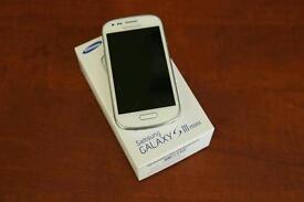 Samsung Galaxy S3 Mini GT-i8190N GSM Unlocked White