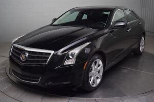 2014 Cadillac ATS 4 AWD 2.0T MAGS CUIR CAMERA DE RECUL