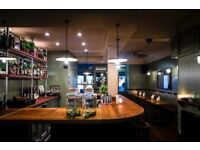 Smoking Goat Waiters, Supervisors, Bar Staff and Hosts - Great Pay in Shoreditch and Soho