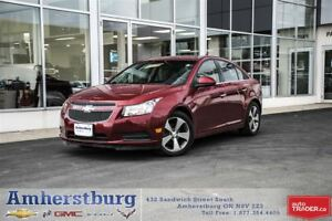 2011 Chevrolet Cruze - HEATED LEATHER SEATS, SUNROOF & MORE!