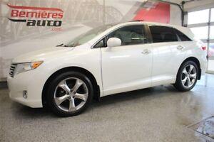 2011 Toyota Venza V6 AWD Cuir+Toit