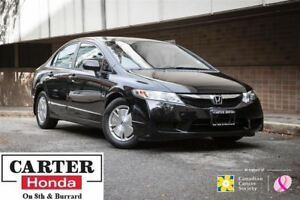 2009 Honda Civic DX-G + ALLOYS + A/C + POWER GROUP!