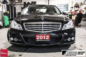 2012 Mercedes-Benz C-Class C250 4MATIC! Kingston Kingston Area image 2