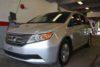 2012 Honda Odyssey EX-L DVD