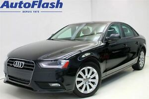 2014 Audi A4 2.0L Quattro Turbo * M6! *Xenon*Bluetooth