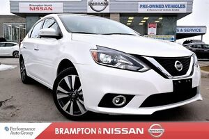 2016 Nissan Sentra 1.8 SL *NAVI|Blind spot warning|Rear view mon