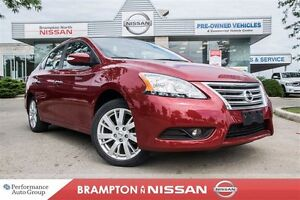 2014 Nissan Sentra 1.8 SL *NAVI|Rear view monitor|Heated seats*