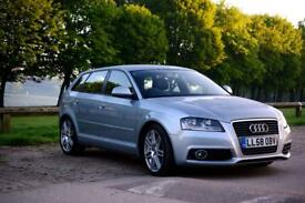 Audi A3 1.8 TFSI S- line!