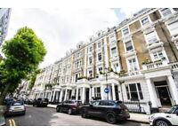 We Are Happy To Offer Bedsit Maintained Victorian Style Building, Linden Gardens, Notting Hill, W2.