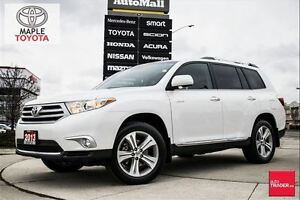 2013 Toyota Highlander LIMITED - NAVIGATION LEATHER MOONROOF REV