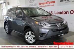 2014 Toyota RAV4 SINGLE OWNER LOW MILEAGE FWD LE