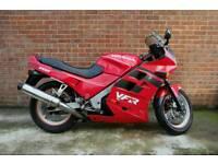 Honda VFR750 F 1989 red