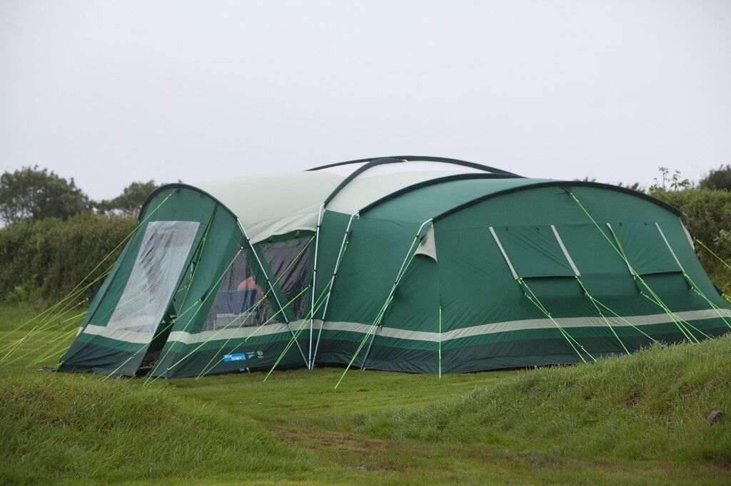 K&a Tenby 10 Tent - Large 10 man tent & Kampa Tenby 10 Tent - Large 10 man tent | in Newport | Gumtree