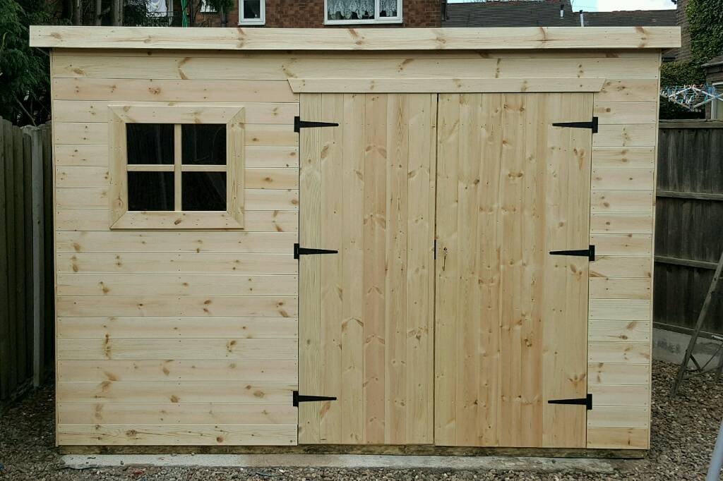 Garden Sheds From Aven Sheds And Fencing Ltd