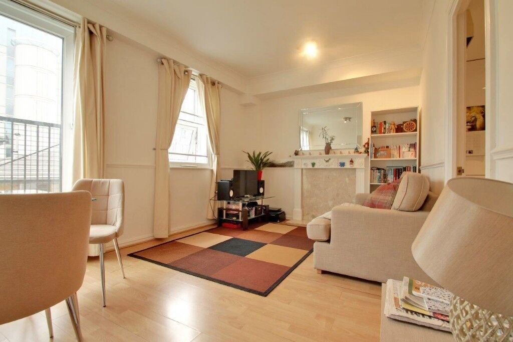 Delightful Modern One Double Bedroom Apartment Situated In A Private Development, Mins  To St Katherines Dock