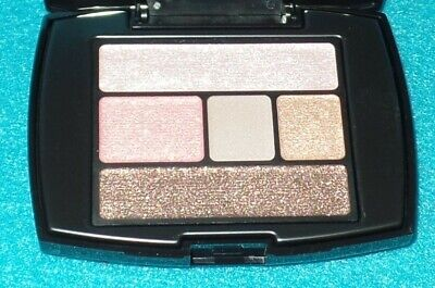 NEW Lancome Color Design EYE BRIGHTENING 5 Color Shadow/Liner PETAL PUSHER - Eye Shadow Petal