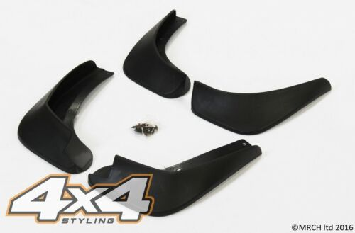 For Nissan Qashqai 2007 - 2013 Mud Flaps Mud Guards set of 4 front and rear