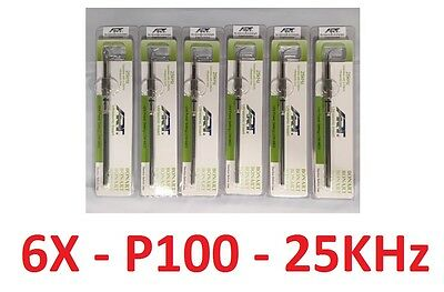 Bonart Dental Veterinary 25khz Ultrasonic Insert P-100 Kit X 6 -fda