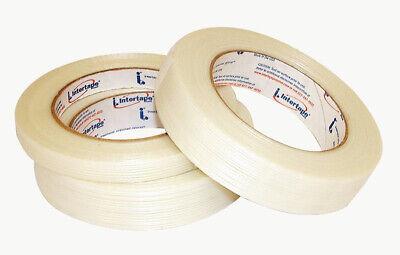 Intertape Filament Strapping Tape Rg286 - Full Case - 18mm X 60yd - 48 Rolls