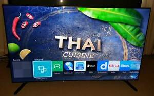 SAMSUNG 55 inch LED 1080P series  7 SMART TV WIFI USB Coogee Cockburn Area Preview