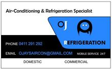 OJ REFRIGERATION REPAIRS & SERVICES Melbourne CBD Melbourne City Preview