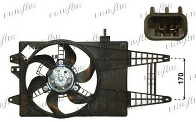 FRIGAIR Radiator Fan For FIAT PUNTO 0504.1213