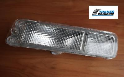 FRONT WHITE RIGHT INDICATOR WITH PARKING LAMP (RH) WHITE MITSUBISHI L200 96-05