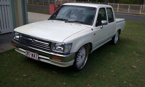 1994 Toyota hilux Varsity Lakes Gold Coast South Preview