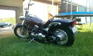 Yamaha vstar custom 650 Mount Gambier Grant Area Preview
