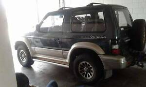 1993 Mitsubishi Pajero Coupe Winnellie Darwin City Preview