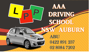 AAA DRIVING SCHOOL AUBURN NSW Auburn Auburn Area Preview