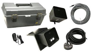 Marsh Products Emergency Drive-thru Audio System