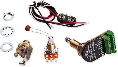 Seymour Duncan Blackouts Modular Preamp standard shaft