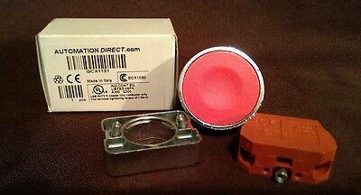 Automation Direct GCX1121 Red Push Button