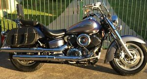 Yamaha XVS1100a VStar Classic, may trade another road bike, $5900 Launceston Launceston Area Preview