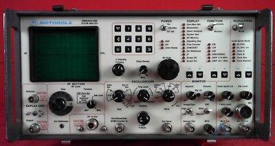 Motorola R2024dhs Secure Net Communications System Analyzer