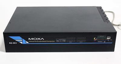 Moxa Da-683-dpp-t-xpe Industrial Embedded Computer