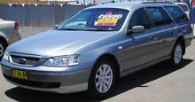 2004 Ford Falcon Wagon Armidale City Preview