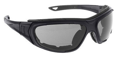 Tactical Black Sunglasses Optical Interchangeable Goggles Rothco 10389