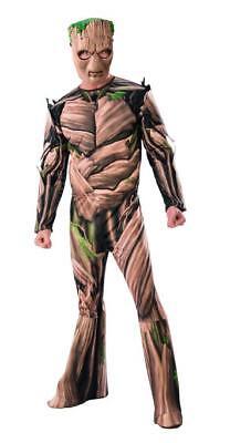 MARVEL Teen Groot Deluxe Infinity War Erwachsenen Kostüm Unisex Karneval GOTG