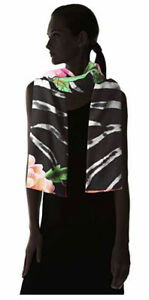 Desigual Women's Wild Rose Scarf. New with tag.