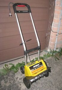 Slightly used Noma 15 inch Electric Snow Thrower/Blower/Shovel