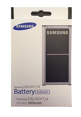 Original Samsung Akku für Galaxy S5 G900H, EB-BG900BBE (2800mAh/ 10,78Wh)NEUWARE