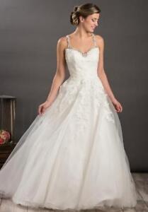 Robe de mariée neuve taille 16
