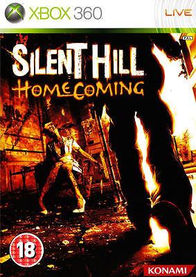 Silent Hill Homecoming XBox 360 *in Good Condition* comprar usado  Enviando para Brazil