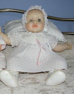 "Baby Doll (life size 21"" tall) vinyl face arms & legs soft body Cambridge Kitchener Area image 1"