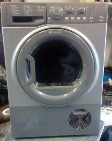 hotpoint 7.5kg condenser dryer