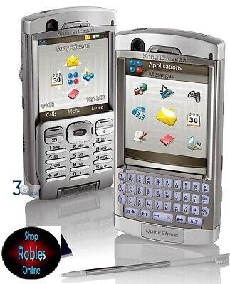Sony Ericsson P990i (Ohne Simlock) 3G WIFI 2MP MP3 VideoCall Radio Office NEU Sony Ericsson Symbian