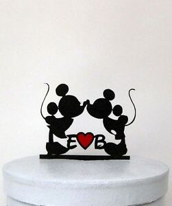 disney wedding cake toppers canada mickey and minnie cake topper ebay 13593
