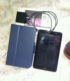 Boxed and cased Asus Memo pad 7